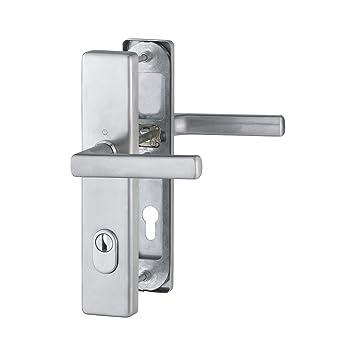 Hoppe Porte d entrée Poignée de porte dallas – ö Norme la distance 88 mm d975ec76d16
