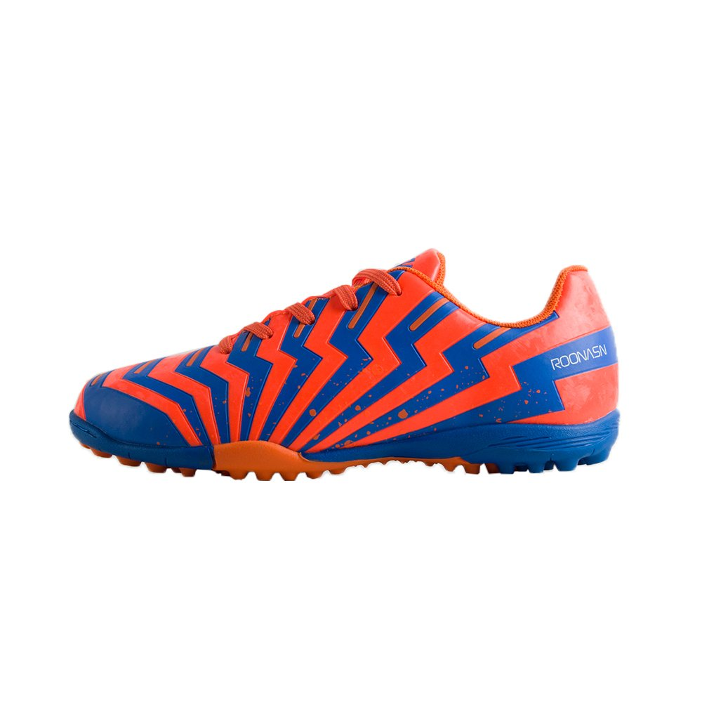c9a178c692d Amazon.com | ROONASN Kids' Outdoor/Indoor Soccer Shoes Athletic Soccer  Cleats Football Boots Shoes(Little Kid/Big Kid) | Soccer