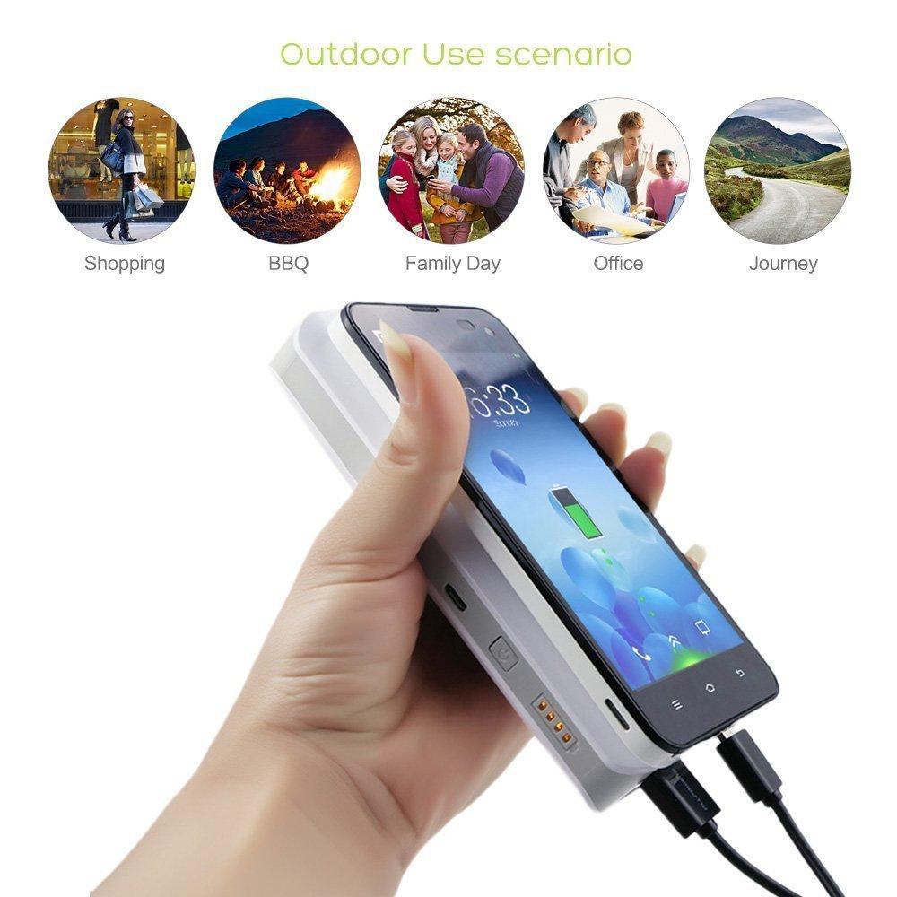 ALLPOWERS 15600mAh External Battery Smartphones Image 3
