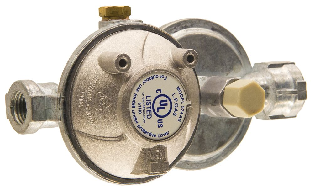 Cavagna (52-A-490-0008B Two-Stage Regulator Kit
