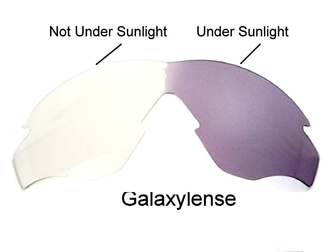41d4ad24f5 Image Unavailable. Image not available for. Color  Galaxy Replacement Lenses  For Oakley M2 Frame Photochromic Transition
