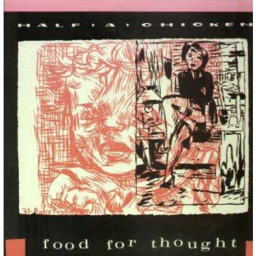 Price comparison product image Food For Thought LP (Vinyl Album) US Rabid Cat 1988