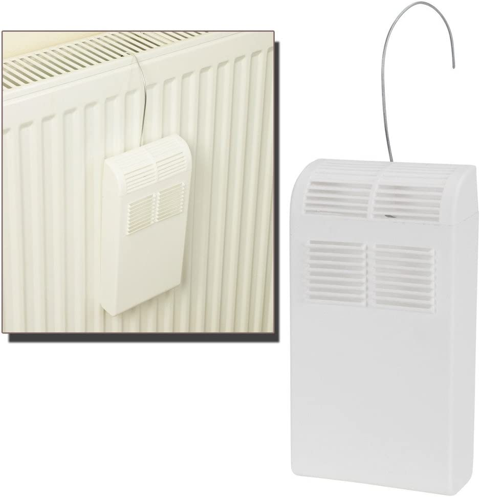 1 x Radiator Hanging Humidifiers Room Moisture Water Humidity Control Mould Dry Air