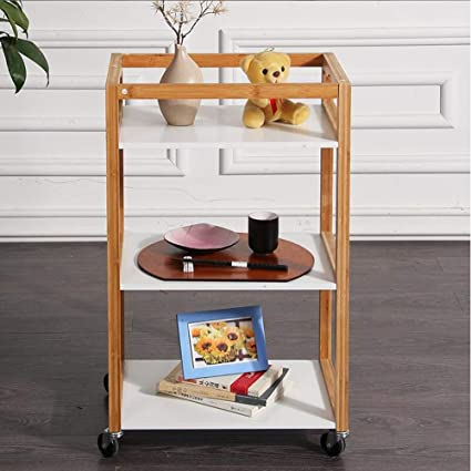 Amazon.com - Shelf Living Room Room Partition Storage ...