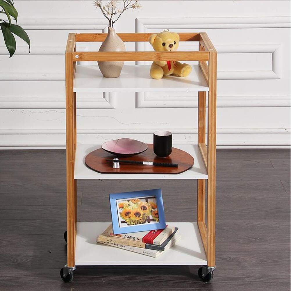 Shelf Living Room Room Partition Storage/Kitchen Dining Room Cabinet Shelf/Corner Wall Word Plate Nordic Tea Rack Yixin (Color : A, Size : 473376cm)