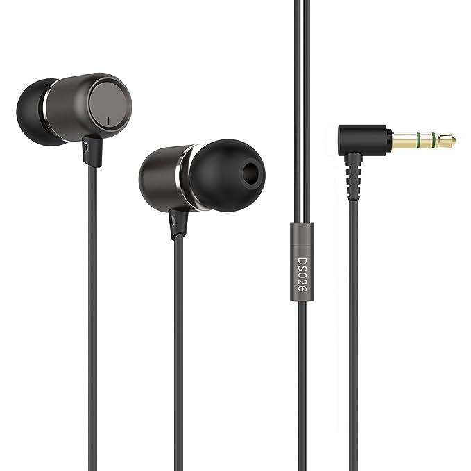 5 opinioni per Cuffie In-Ear, Doosl® HiFi Stereo Auricolari Isolamento del Rumore per iPhone,