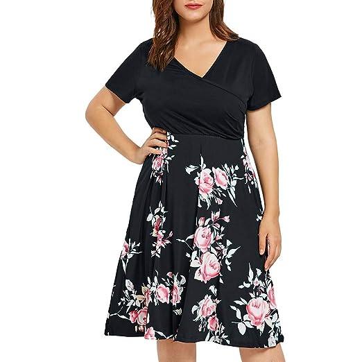 58bdf7468e1 Amazon.com  TOTOD Dress for Womens