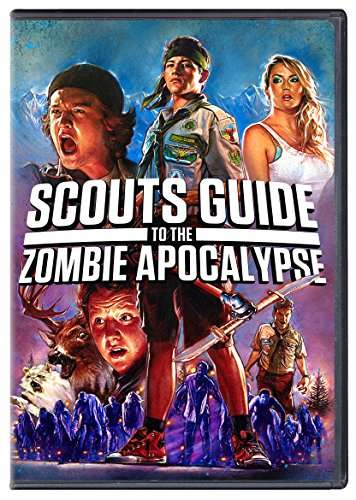 Scouts Guide to the Zombie Apocalypse -  DVD, Rated R, Joey Morgan