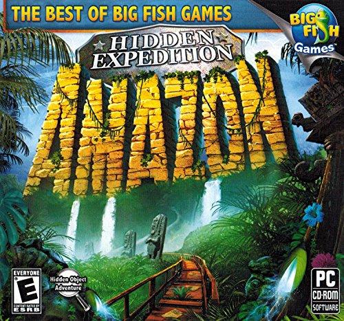 Hidden Expedition: Amazon -