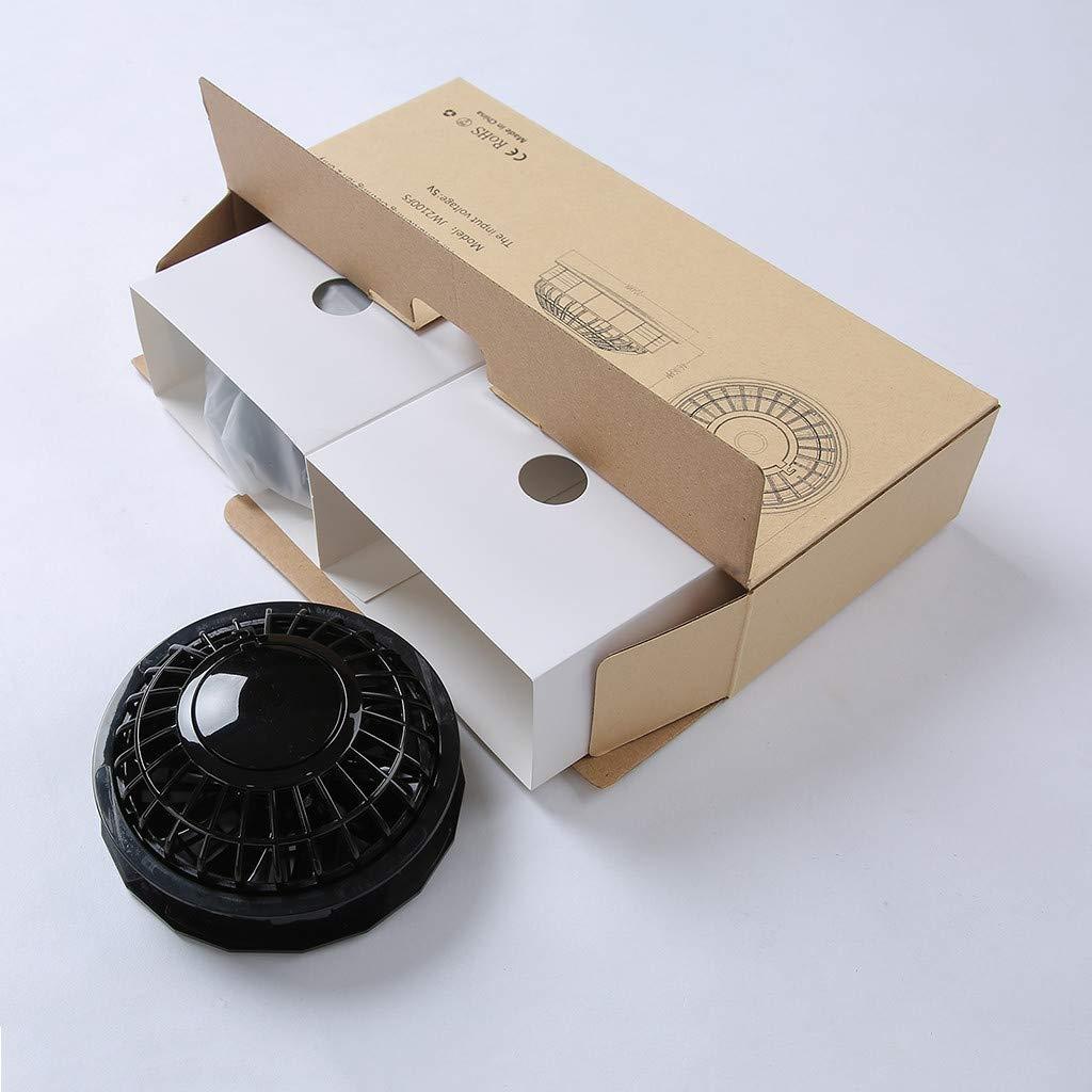 Amazon.com: Ventilador USB portátil para aire acondicionado ...