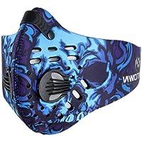 Filtro de Aire de carbón Activado con máscara