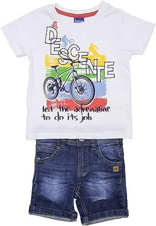 YATSI - Conjunto Camiseta Y Tejano NIÑO KATUKO niños