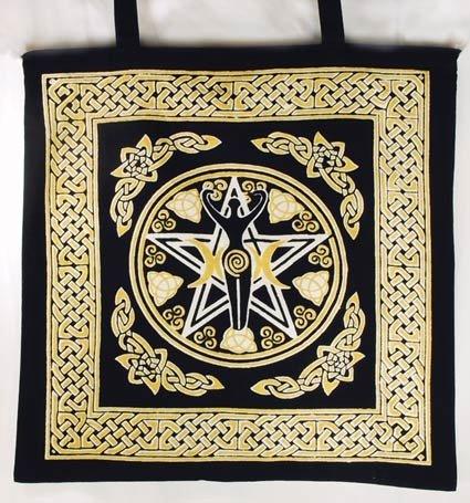 Goddess Tote Bags - 1