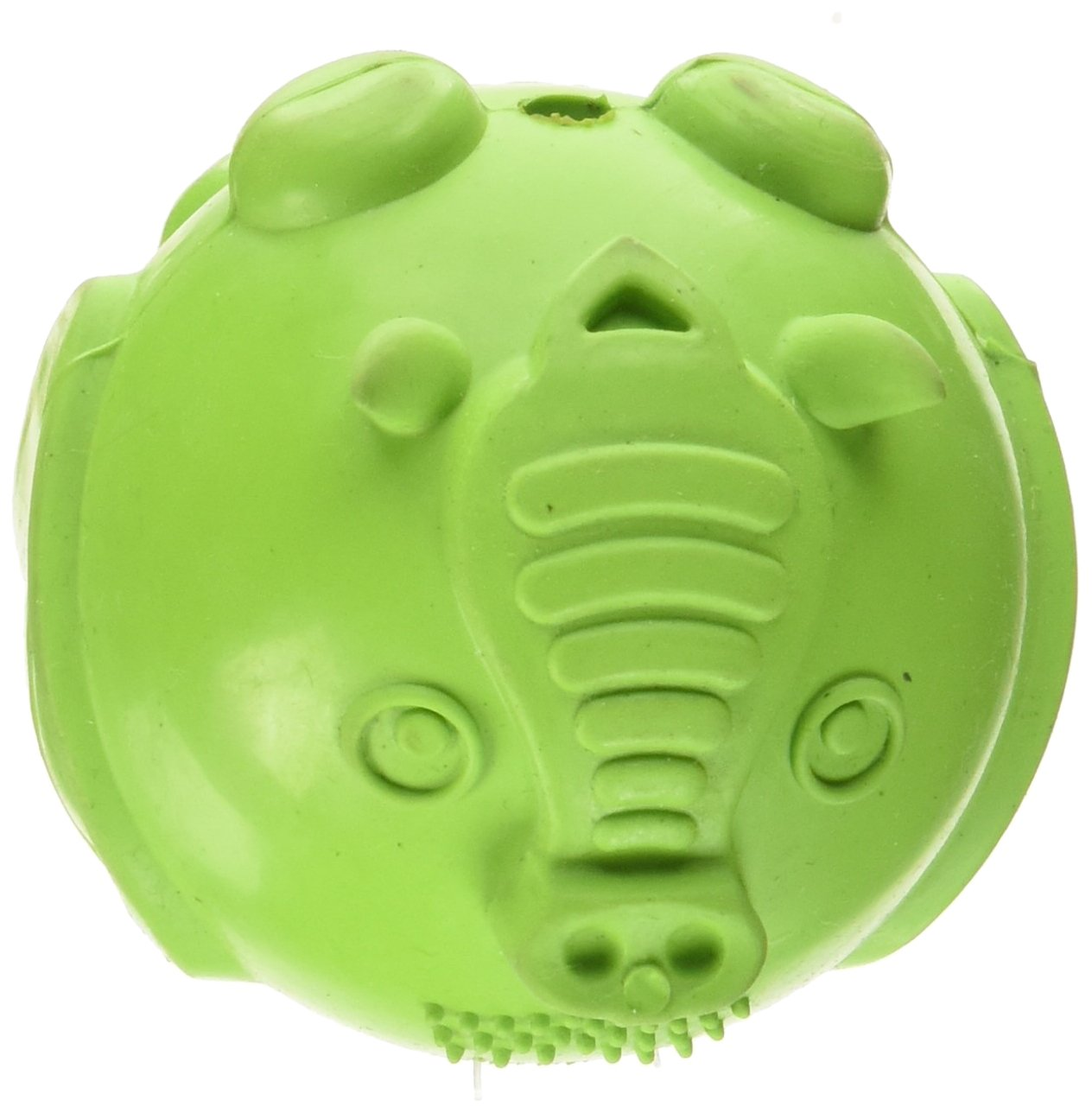 Small Dogs Busy Buddy Elephunk S Chew Toy Interactive Treat Dispensing Dog Toy