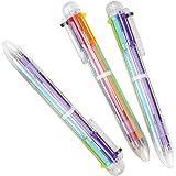 (サンライン)Sun Line 多色ボールペン 筆記具 6色 自動 ボールペン おしゃれ 文房具 オフィス用品