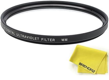 Protección UV transparente filtro 67 mm para Canon EOS 7d 700d ...