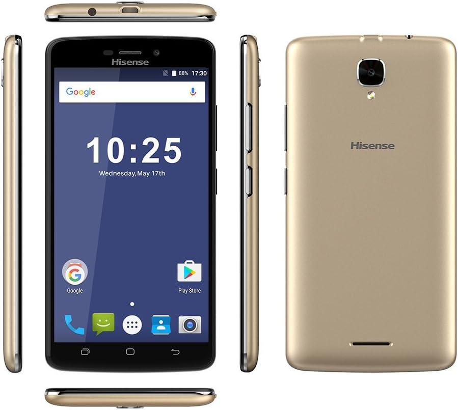 Smartphone HISENSE T5PLUS: Hisense: Amazon.es: Electrónica