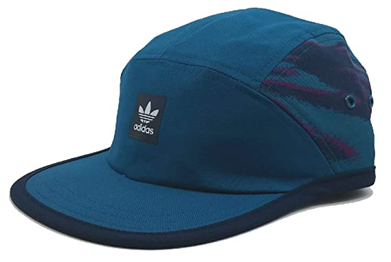 3bff73686bb adidas Mens Court 5 Panel DH2583 - Real Teal at Amazon Men s ...