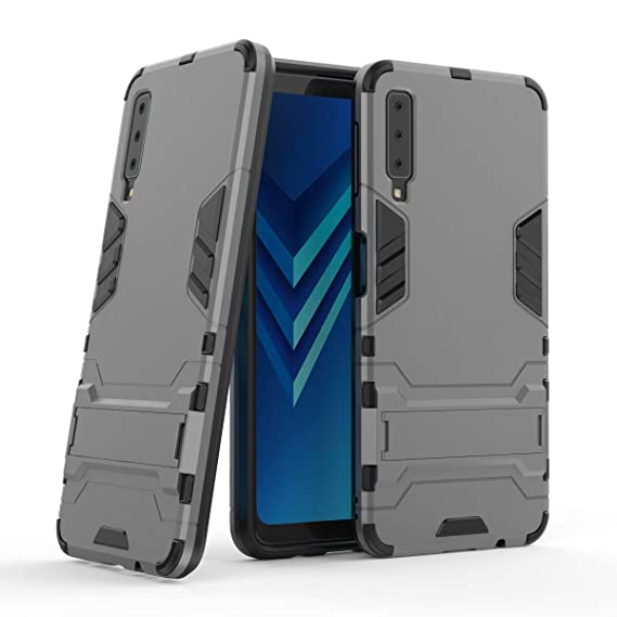 finest selection 811a7 410d0 Amazon.com: Samsung Galaxy A7 (2018) Case, CaseExpert Shockproof ...