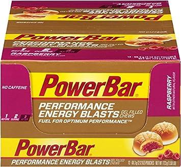 Powerbar - explosiones de energía masticables rellenos de ...