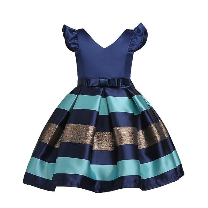Amazoncom Cichic Vestidos De Niña 2019 Vestido De Novia