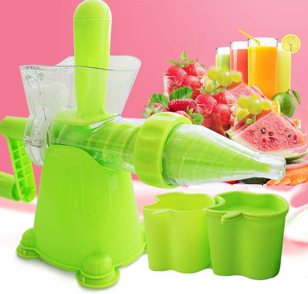LXB Juicer Machines, Juice Extractor, Juicer and Food Processor, Cold Press Juicer Machine, Slow Press Juicers, Easy Clean Juicer