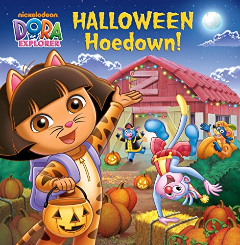 Halloween Hoedown! (Dora the Explorer) (Pictureback(R)) -
