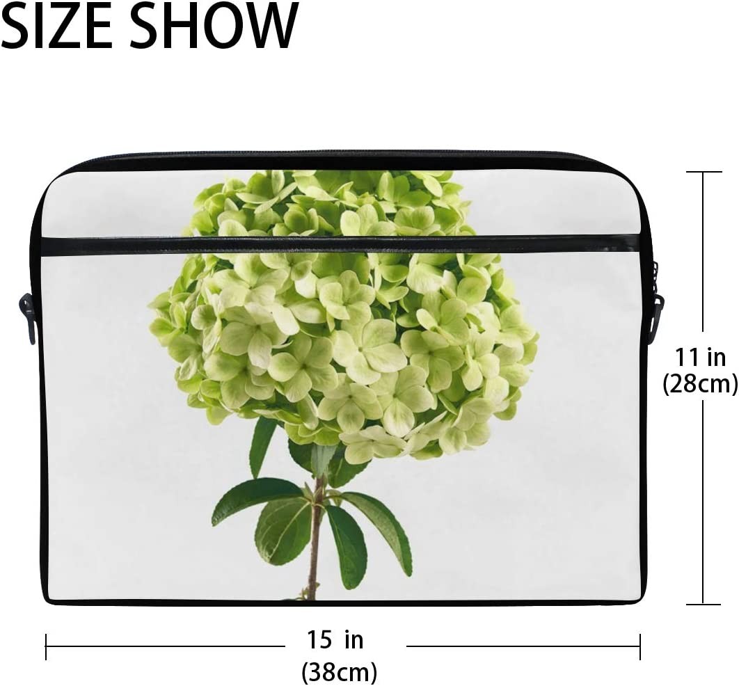 Flower Like Butterfly Mens and Womens Computer Bags Shoulder Bags Briefcases Handbags Suitable for 15 Inch Computers
