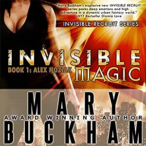 Invisible Magic Audiobook