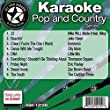 All Star Karaoke Pop and Country Series (ASK-1312B)