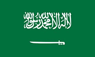 product image for Valley Forge Flag 3-Foot by 5-Foot Nylon Saudi Arabia Flag