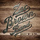 Zac Brown Band Greatest Hits So Far Amazon Com Music