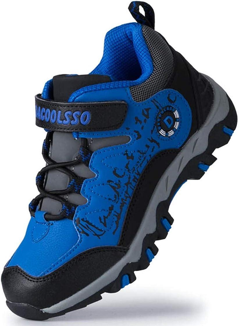 Amazon.com | DADAWEN Kids Boys Girls Waterproof Hiking Shoes Outdoor  Athletic Trail Running Sneakers (Toddler/Little Kid/Big Kid) | Trail Running