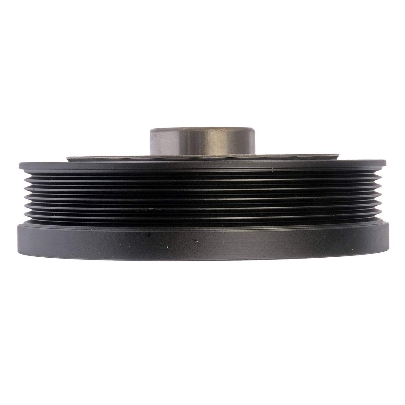 APDTY 605259 Harmonic Balancer Pulley Assembly
