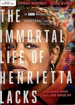 Amazon com: The Immortal Life Of Henrietta Lacks (Digital HD