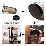 Rubber Plunger End Gasket Seal Replacement Part