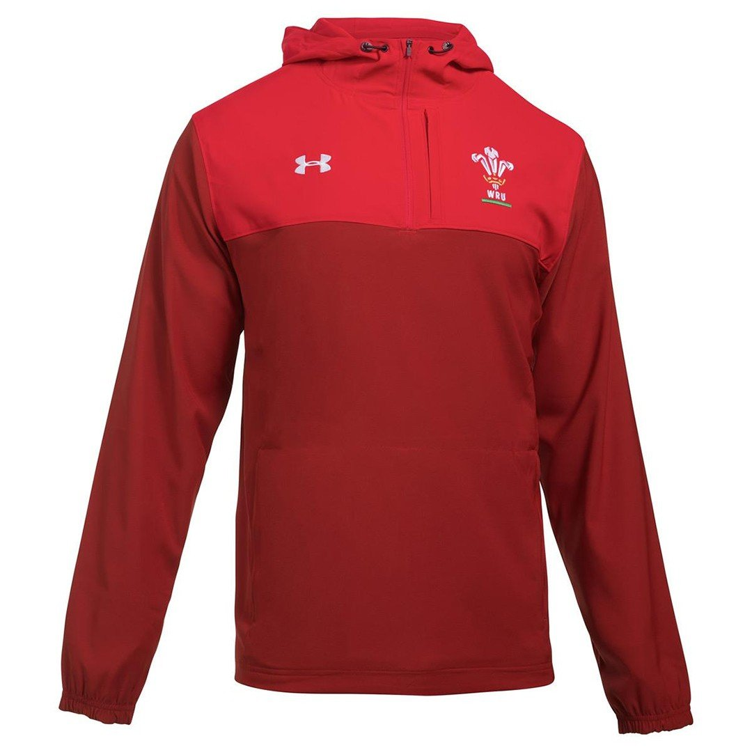 Wales Rugby WRU Supporters Jacket 17 18-DDR