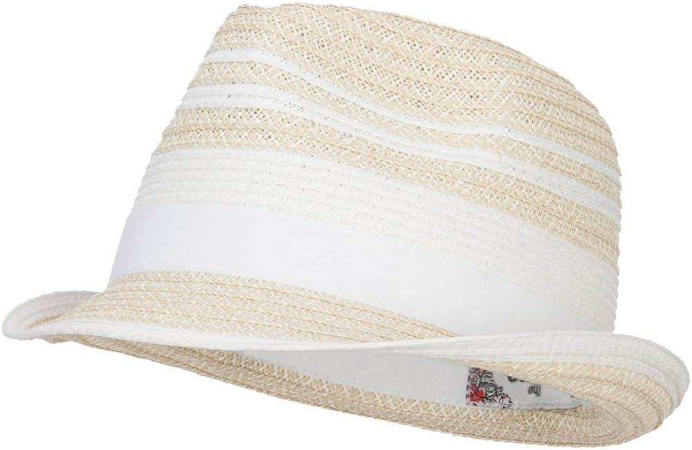 Striped Tweed Paper Braid...