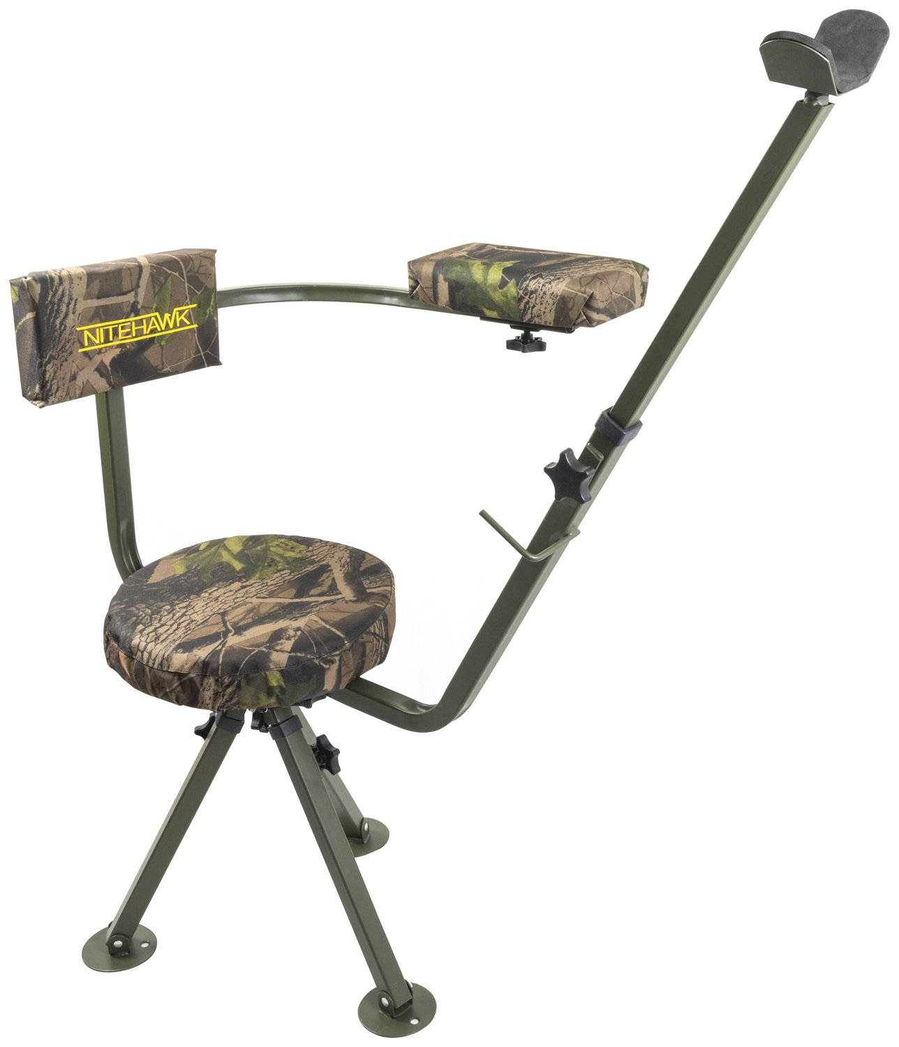 Fine Hunting Nitehawk Padded Shooting Table Gun Rifle Bench Rest Pdpeps Interior Chair Design Pdpepsorg