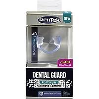 DenTek Platinum Ultimate Comfort Dental Guard Kit | 2 Pack | Superior Protection for Nightime Teeth Grinding
