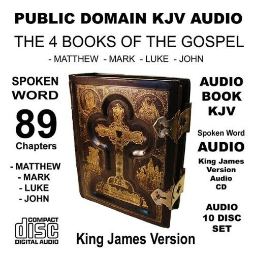 Kjv Audio by Public Domain Kjv Audio (2009-05-13)