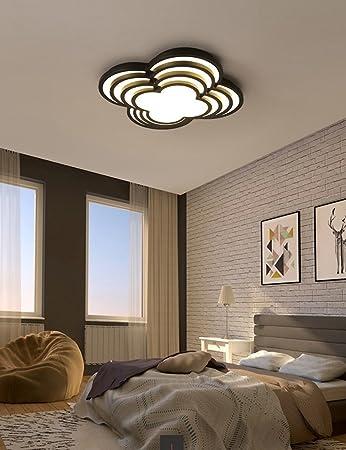 Deckenleuchte - Einfache LED\'s Patch Kinder Zimmer Blumenmuster ...