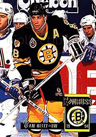 3700d2e2 Amazon.com: (CI) Cam Neely Hockey Card 1993-94 Donruss (base) 29 Cam ...