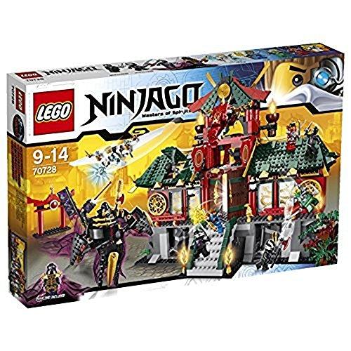 NINJAGO%C2%AE Battle Ninjago minifigures 70728