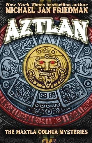 book cover of Aztlan
