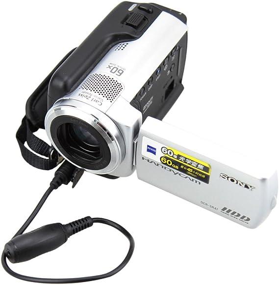 Av Lanc Adapter Für Sony Camcorder Kamera