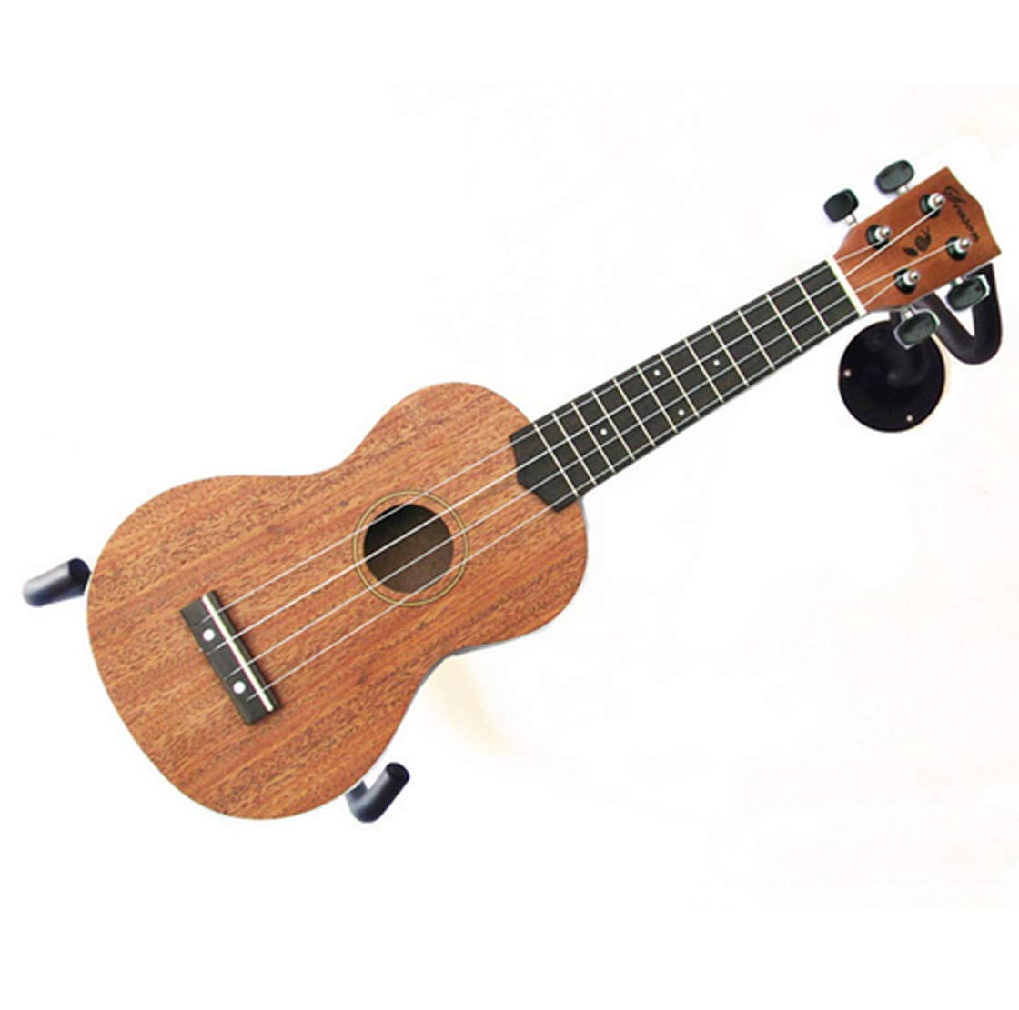 Ukulele Guitar Wall Mount Hanger Stand Slatwall Horizontal Electric Guitar Violin Wall Holder Bass Stand Rack Hook