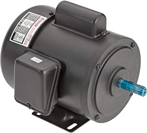 Grizzly Industrial G2530 - Heavy-Duty Motor 3/4 HP Single-Phase 1725 RPM TEFC 110V/220V