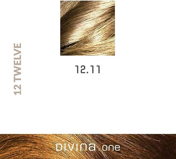 Eva Professional Hair Care Tinte Profesional Divina N.12.11 ...
