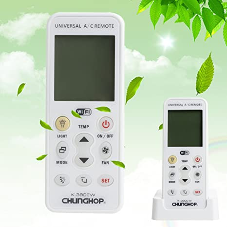 Kangnice Universal Wifi Smart Remote Control LCD A/C Muli Controller For  Air Conditioner